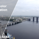 Drone Shooting of The Landscape in Kyiv City (ukraine) 9 - VideoHive Item for Sale