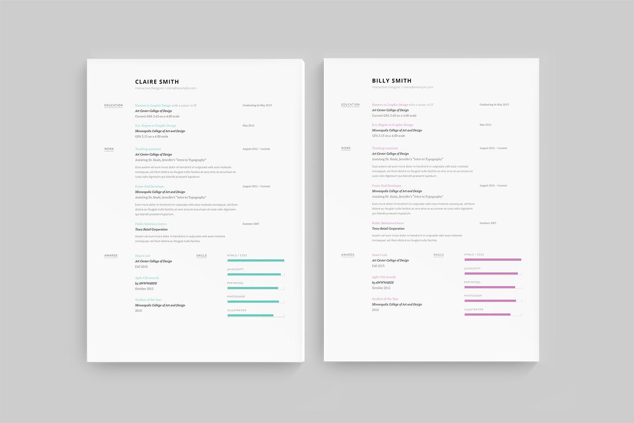typebig resume