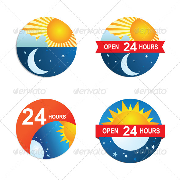 24 Hours - Services Commercial / Shopping