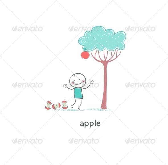 Apple - People Characters