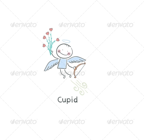 Cupid - People Characters