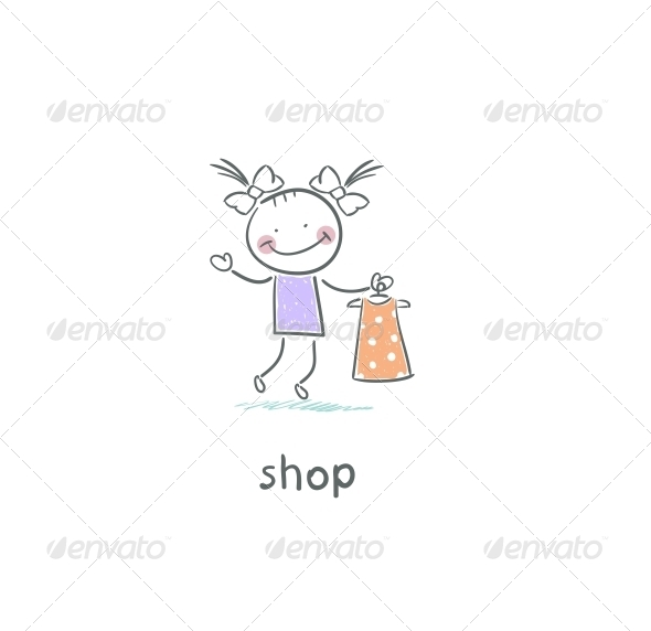 Shop - People Characters