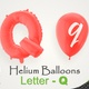 Balloons With Letter – Q - VideoHive Item for Sale