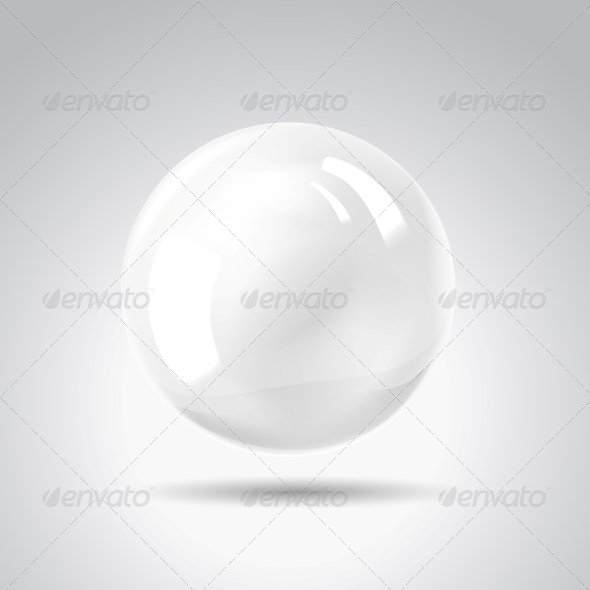 White Pearl - Abstract Conceptual