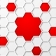 Abstract Hexagon Background - GraphicRiver Item for Sale