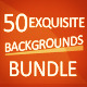 Exquisite Backgrounds - Bundle