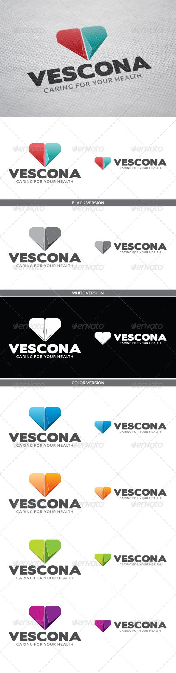 Vescona - Letters Logo Templates