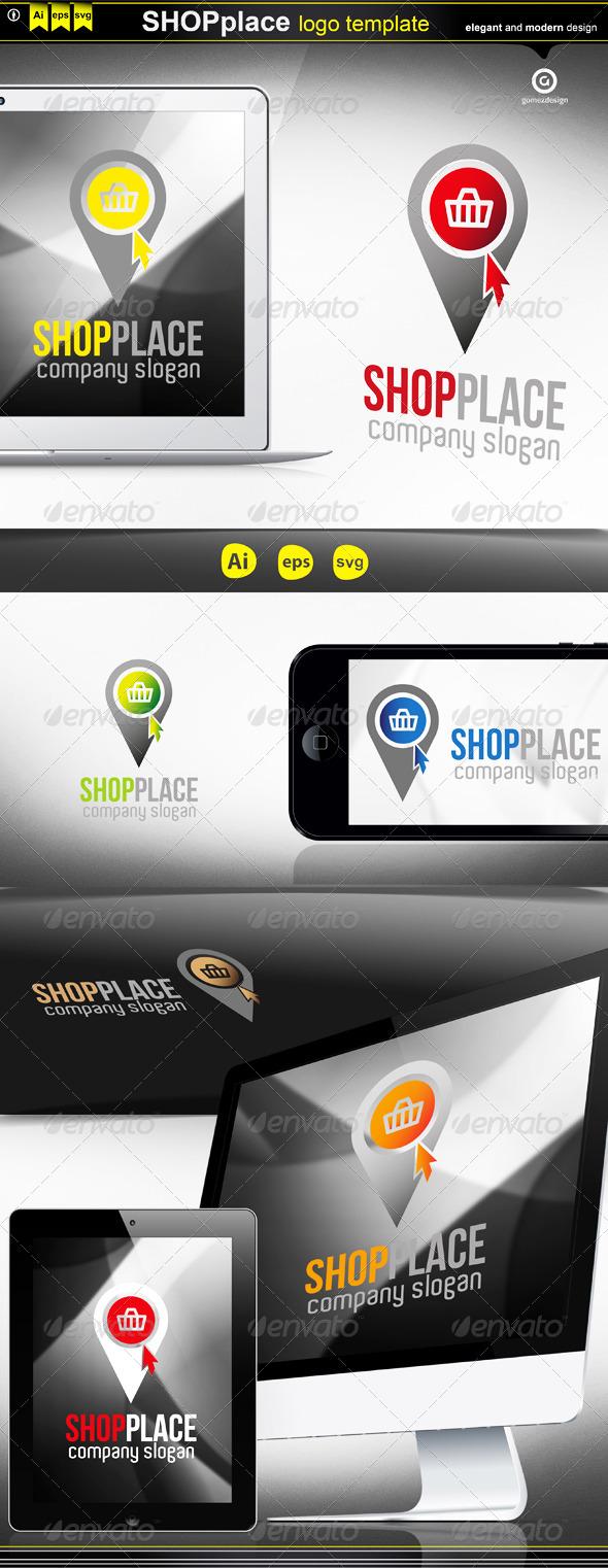 shop place - Logo Templates