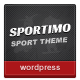 Sportimo - Sport & Events Magazine Theme - ThemeForest Item for Sale
