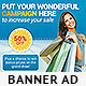 Shopping Banner Ad Set - GraphicRiver Item for Sale