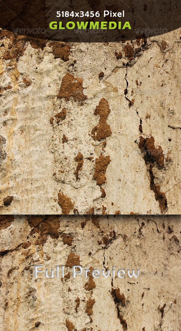 Cracked Wall - Textures