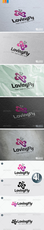 LovingFly - Symbols Logo Templates