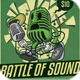 Battle of Sound Flyer/Poster - GraphicRiver Item for Sale