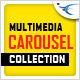 jQuery Carousel - Multimedia - Image Video Audio