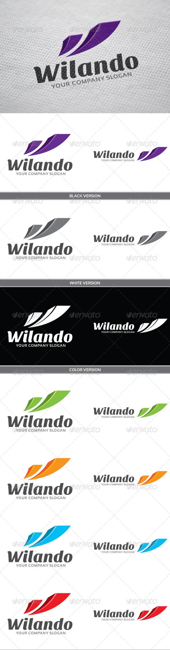 Wilando - Abstract Logo Templates