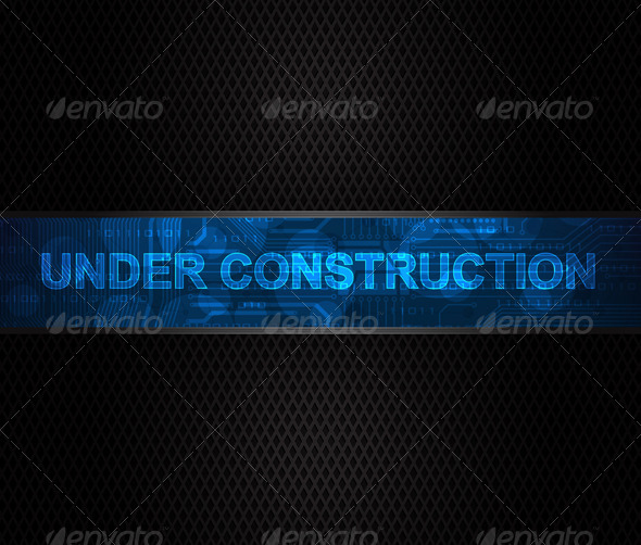Under Construction - Web Technology