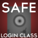 SAFE The Login Class - CodeCanyon Item for Sale