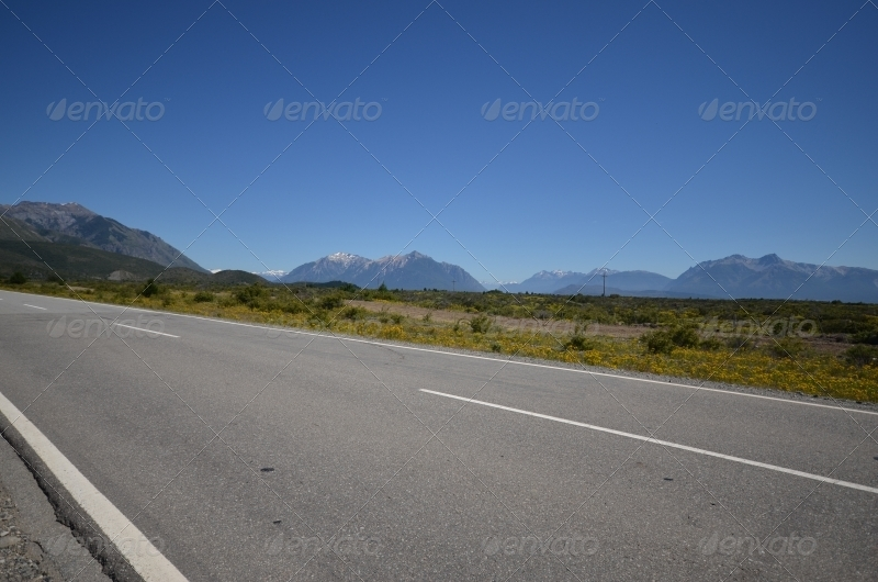 HDRI: Mountain Route 1