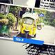 Diary Of The Traveler - VideoHive Item for Sale