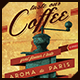 Old Coffee Flyer - GraphicRiver Item for Sale