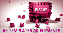 AE 3D TEMPLATES