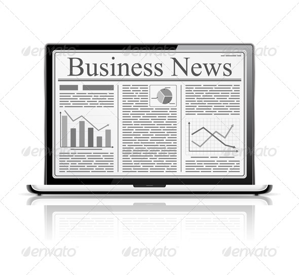 Business News - Business Conceptual