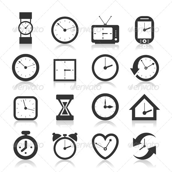 Hours an Icon - Man-made Objects Objects