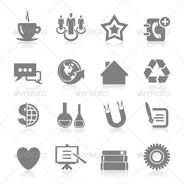 Icon for Web 9 - Web Elements Vectors