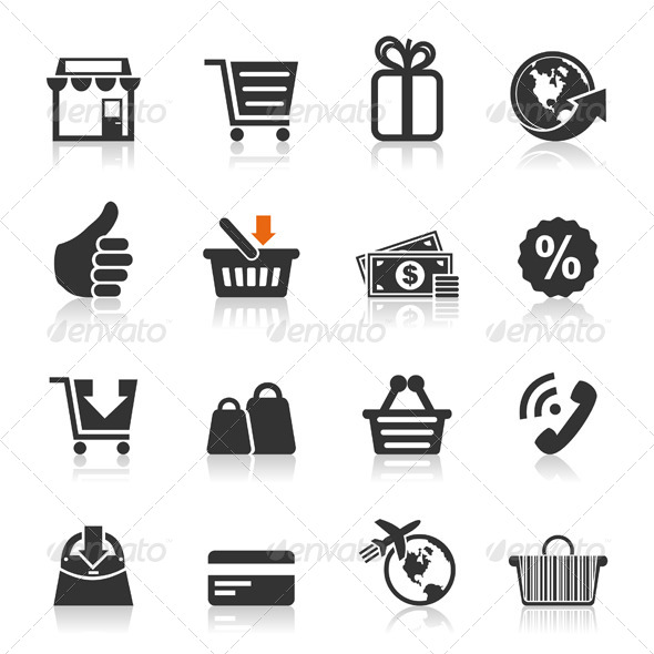 Icon Sale 4 - Commercial / Shopping Conceptual