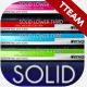 Solid Lower Thirds Pack - VideoHive Item for Sale