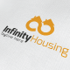 Infinity Housing Logo - GraphicRiver Item for Sale