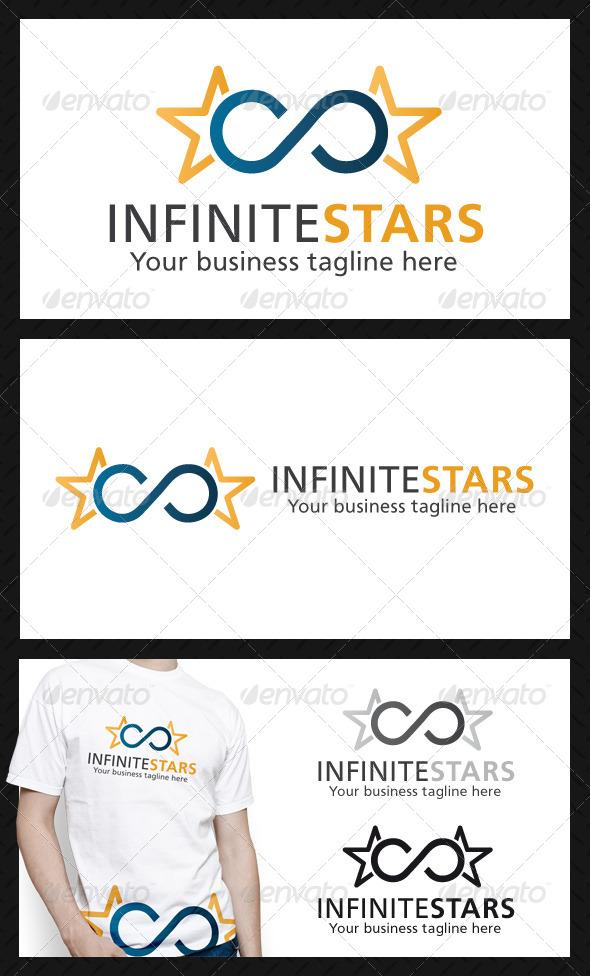 Infinite Stars Logo Template - Symbols Logo Templates