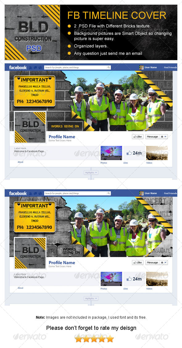 Building Construction Fb Timeline Cover - Facebook Timeline Covers Social Media