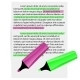 Two Markers on Paper Sheet - GraphicRiver Item for Sale
