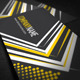 Corporate Business Card (4 Color Variations) - GraphicRiver Item for Sale