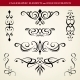 Calligraphic Elements and Page Decoration  - GraphicRiver Item for Sale
