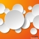 Abstract White Paper Speech Bubbles - GraphicRiver Item for Sale