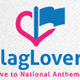 Flag Lover Logo - GraphicRiver Item for Sale