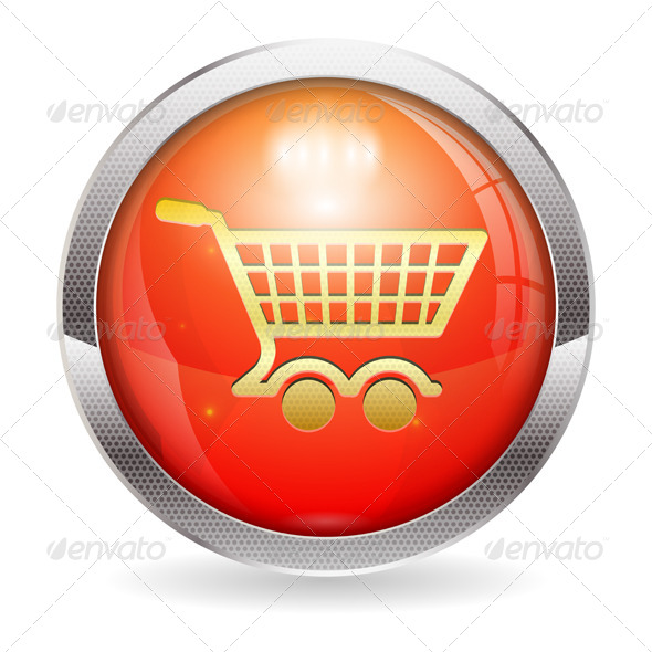 Shopping Cart Button - Concepts Business