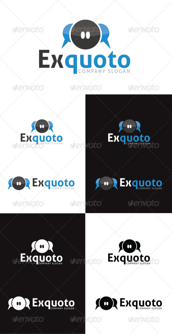 ExQuoto Logo Template - Symbols Logo Templates