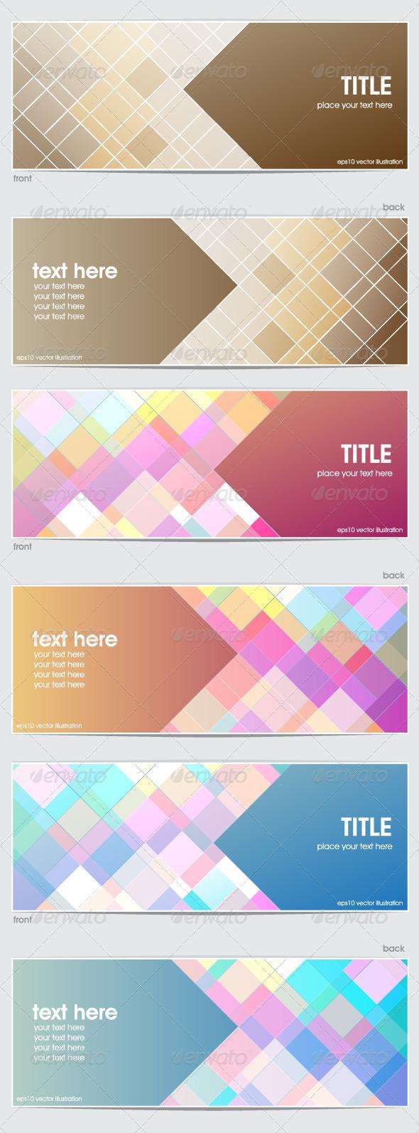 Brochure Background Design - Backgrounds Decorative
