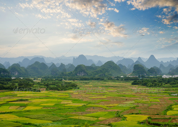 Guilin Beauty - Stock Photo - Images