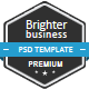 Brighter Business Email Template - GraphicRiver Item for Sale