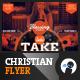 Multipurpose Christian Celebration Flyer 7 - GraphicRiver Item for Sale