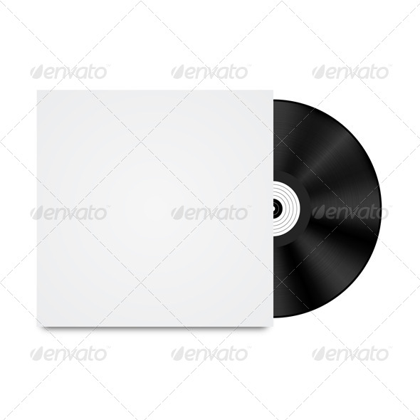 Vinyl Disk - Miscellaneous Vectors