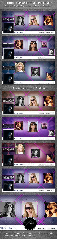 Photo Display Facebook Timeline Cover - Facebook Timeline Covers Social Media