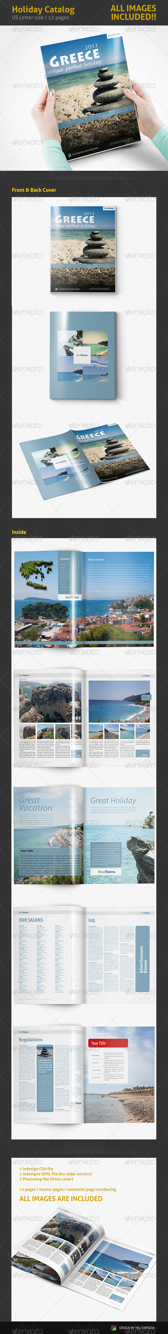 Travel Holiday Catalog - Catalogs Brochures