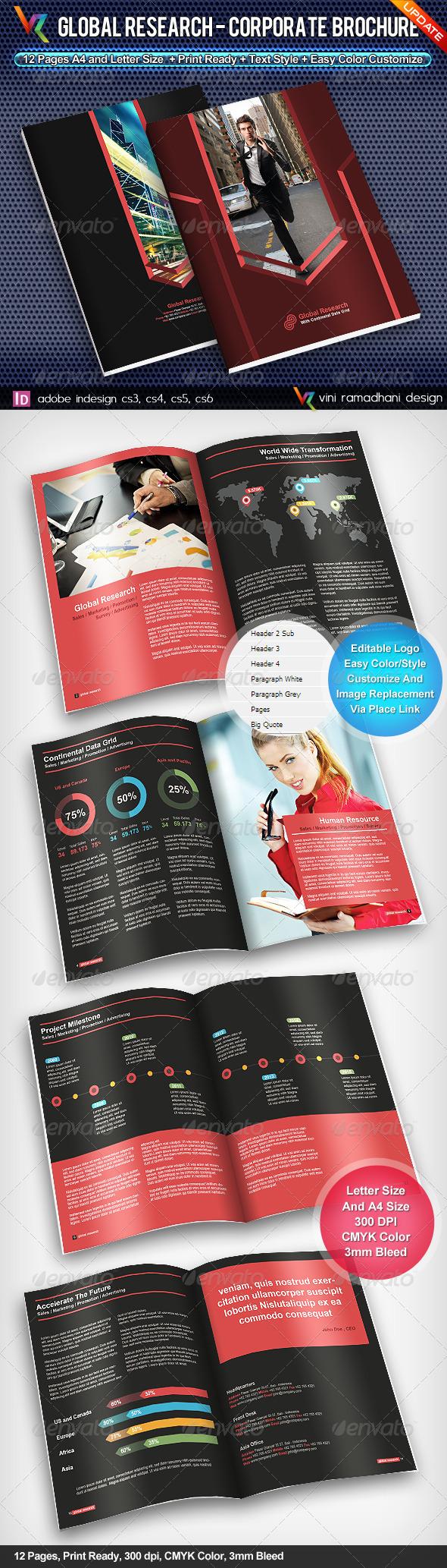 Global Research Corporate Brochure - Corporate Brochures