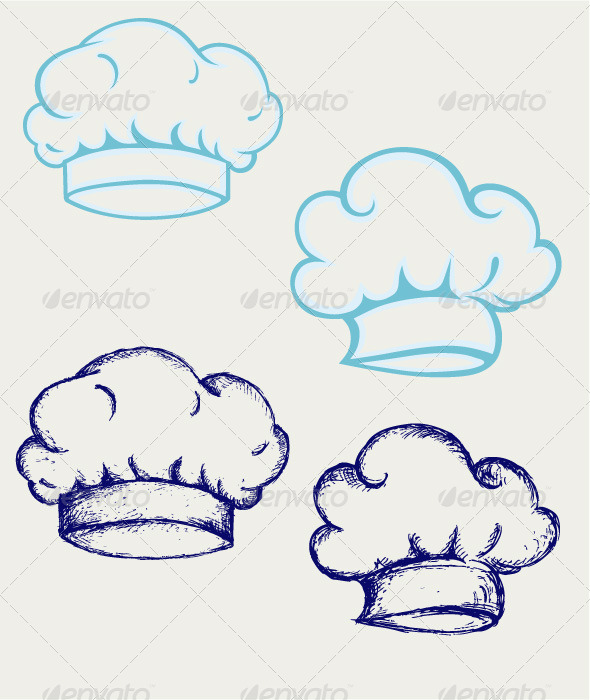 Chef Hat - Miscellaneous Characters