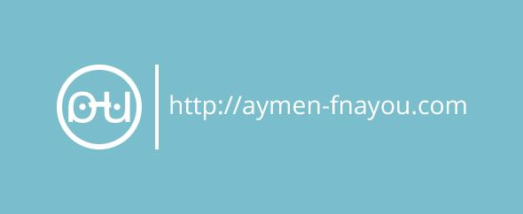 Aymen fnayou background